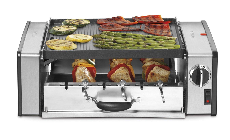 Cuisinart GC-15 Griddler 1000-Watt Compact Grill Centro GC-15