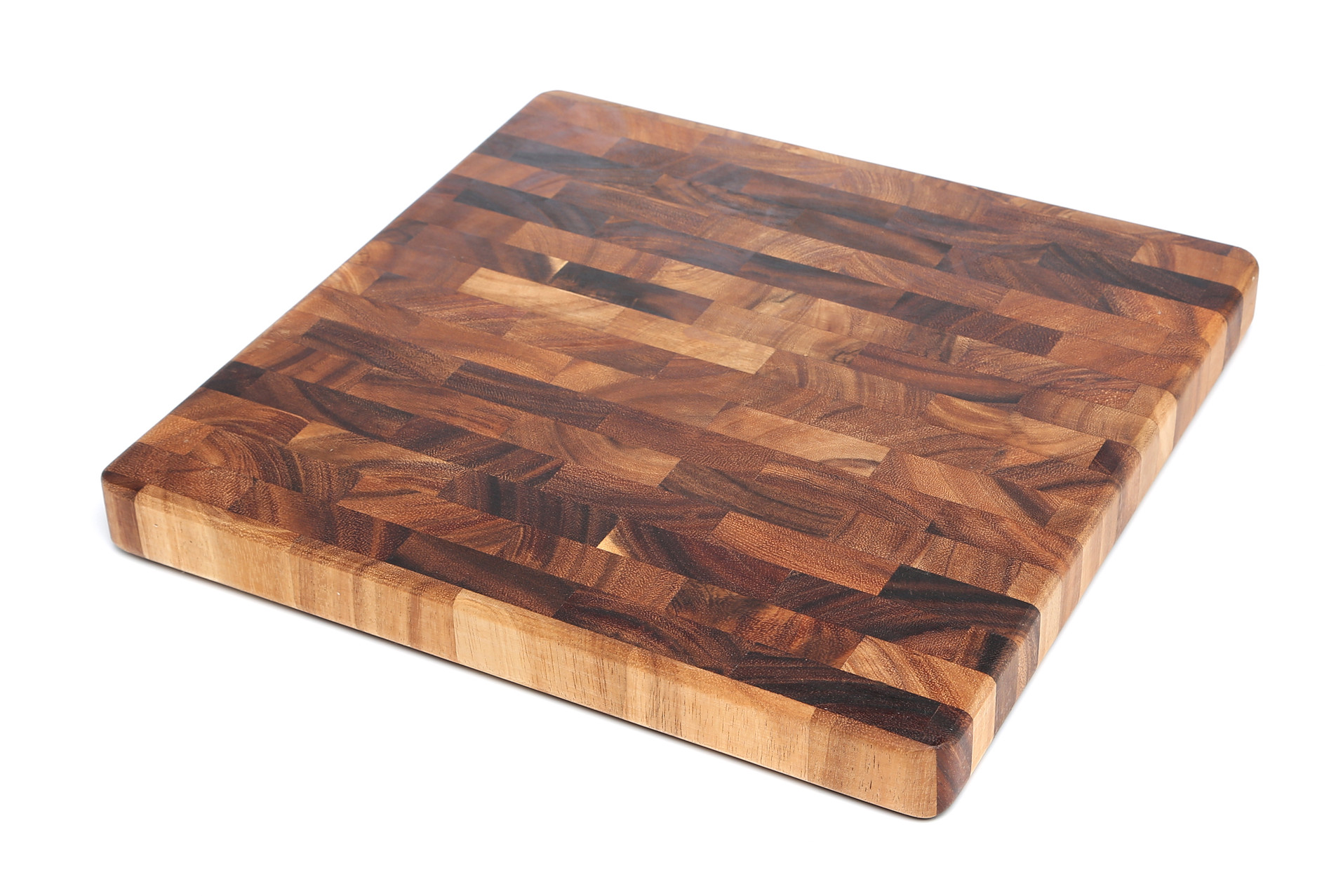 ironwood gourmet acacia wood end grain 14 inch chef 39 s cutting board ebay. Black Bedroom Furniture Sets. Home Design Ideas