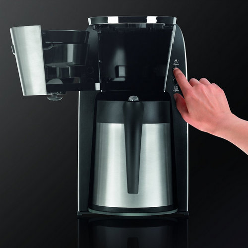 Coffee Maker Stainless Carafe : Krups KT720D50 10-Cup Thermal Carafe Coffee Maker Stainless Steel (Refurbished) eBay