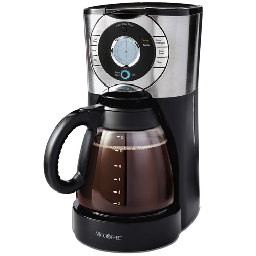Mr Coffee Coffee Maker Programmable : Mr. Coffee BVMC-EJX33 12-Cup Programmable Coffee Maker eBay