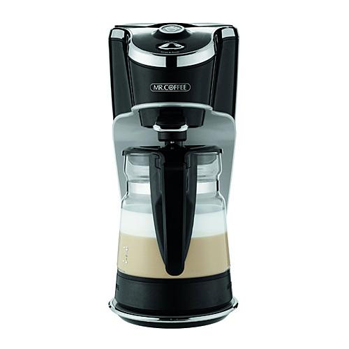 Delta Coffee Maker With Grinder : Mr. Coffee BVMC-EL1 24 Oz Cafe Latte / Coffee / Hot Chocolate Home Brewer Black eBay