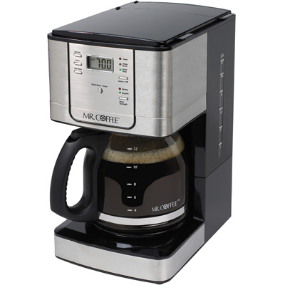 Coffee Maker Cleaning Mr Coffee : Mr. Coffee JWX31 12 Cup Programmable Coffee Maker NEW eBay