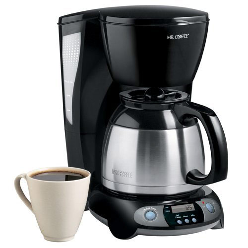 Mr Coffee Coffee Maker Turns On But Wont Brew : Mr. Coffee TFTX85 8 Cup Programmable Coffee Maker eBay