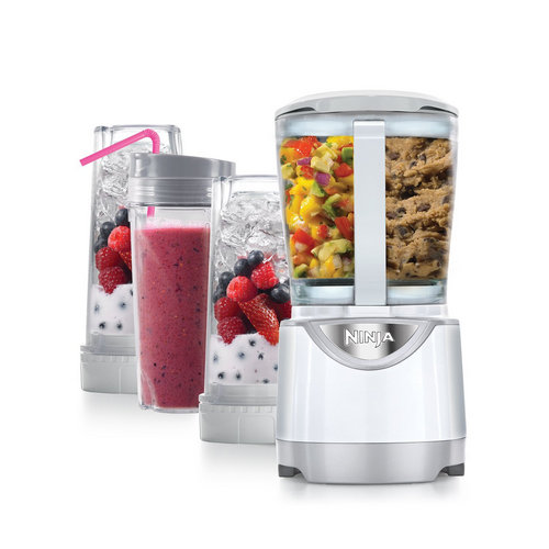 Ninja Kitchen System Pulse BL205 700W Food Processor (Certified Refurbished)