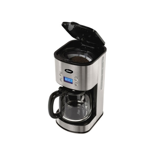 Oster Coffee Maker Models : Oster BVST-JBXSS41 12-Cup Coffee Programmable Maker Stainless Steel eBay