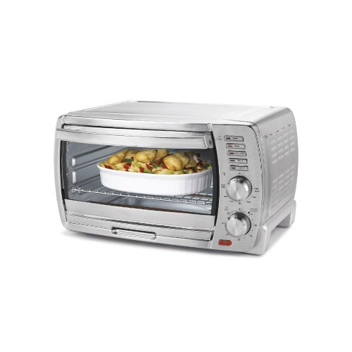Details about Oster TSSTTVSKBT Large Convection Toaster Oven Chrome