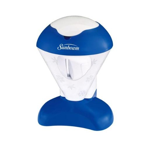 Sunbeam FRSBSC150-BL 12oz Fluffy Ice Shaver Counter-Top Snow Cone Maker Blue at Sears.com