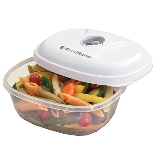 Foodsaver T020 00024 24oz Lunch Leftovers Containers 3