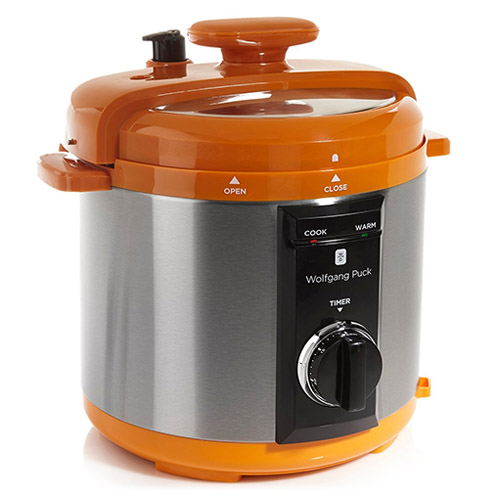 Wolfgang Puck Rice Cooker ~ Wolfgang puck bpcrm automatic quart rapid pressure