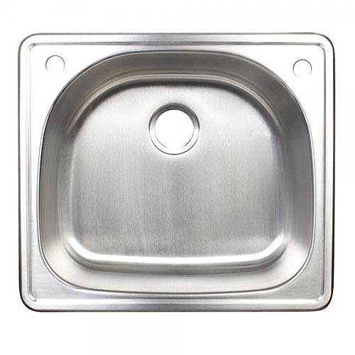 Ebay Franke Sink : Franke FSG902-18BX Top-Mount Single Bowl Ktichen Bar Utility Stainless ...