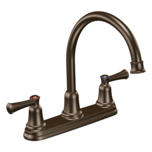 Bronze Kitchen Sink : Capstone 41611OWB Old World Bronze Kitchen Sink Faucet