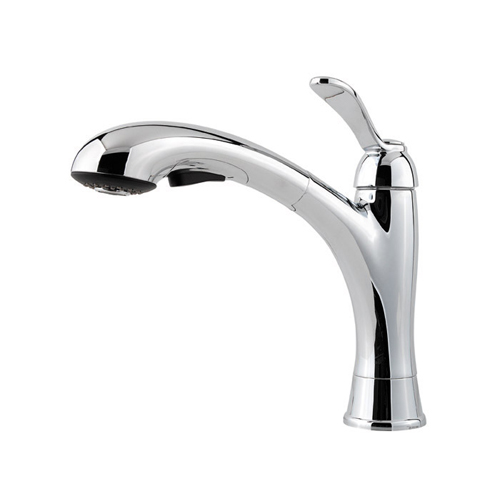 price pfister 534 7cmc clairmont pullout kitchen faucet polished