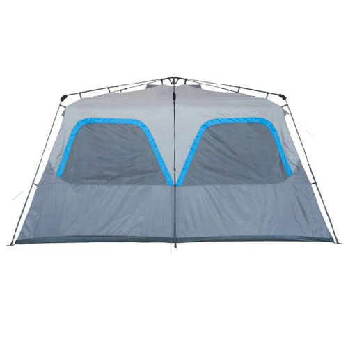 Coleman 10 Person Instant Tent : Coleman foot person instant cabin