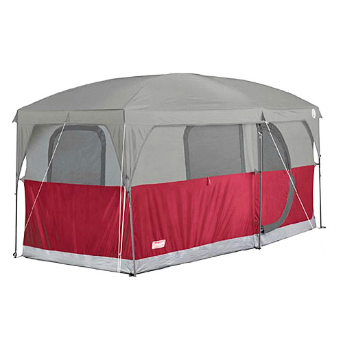 Coleman 2000016598 Hampton 6 Person 13 ft. by 7 ft. Camping Tent