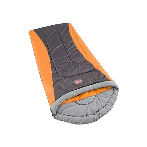 Coleman 2000008222 Traverse MAX Contoured 4-in-1 Sleeping Bag 20 F to 40 F - Camping and Hiking Outdoor Sports