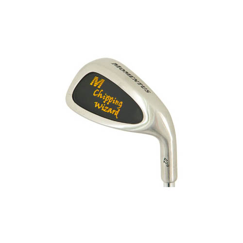 Momentus Chipping Wizard 42*/175g Wedge Silver/Black Color - Right-Handed