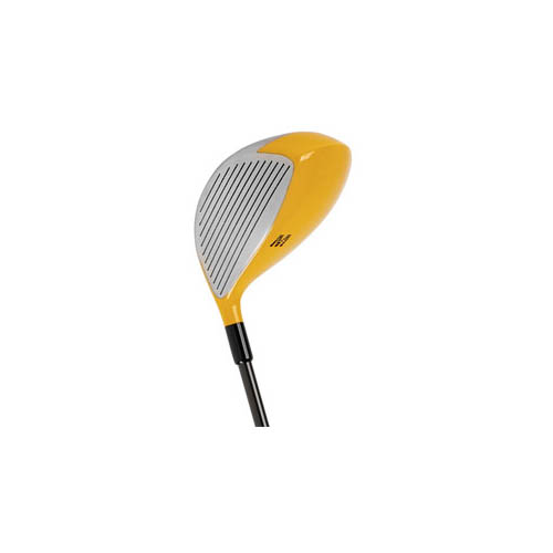 "Momentus Head-Weighted Practice Driver 30"" Length - 20 oz Club Head Left-Handed Standard Grip w/ Instructional DVD"