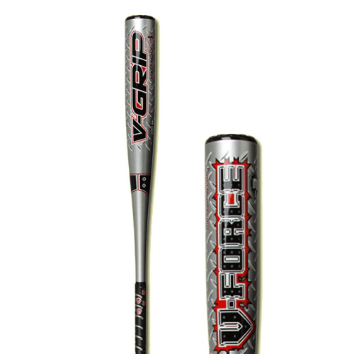 Mattingly FRCABB V-Grip V-Force (-3) BBCOR Adult Baseball Bat - 33in / 30oz - Baseball and Softball Outdoor Sports