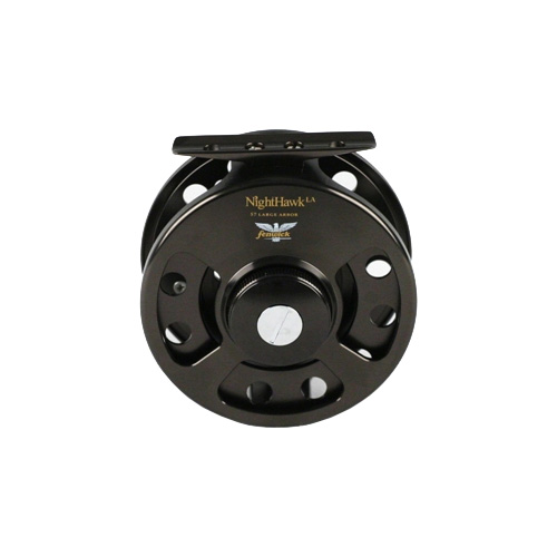 fenwick fnhla57 nighthawk large arbor fly fishing reel 5/7