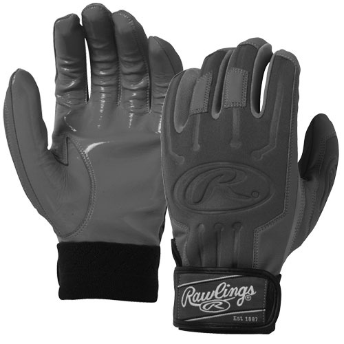 Rawlings AUGFB2 Ultra Grip Receiver/Running Back Football Gloves LRG