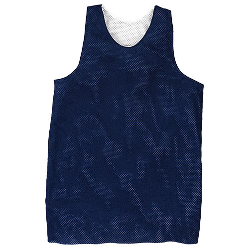Rawlings RMJ-N-87 Reversible Practice Jersey Navy XS - Baseball and Softball Outdoor Sports