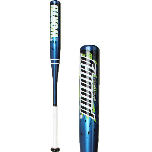 Worth FPPCX2 Prodigy Fastpitch Womens Official Softball Bat 30 In /20 Oz - Baseball and Softball Outdoor Sports