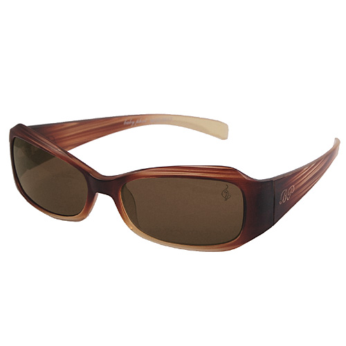 Baby Phat 2017 Brown Plastic Logo Sunglasses - Baby Phat Sunglasses Fashion