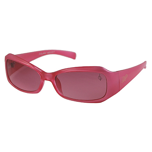 Baby Phat  2017 Cherry Pink Plastic Logo Sunglasses - Baby Phat Sunglasses Fashion