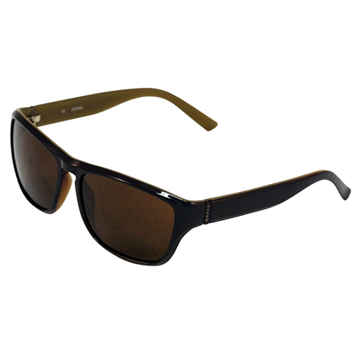 Guess 6669 Mens Brown Acetate Sunglasses