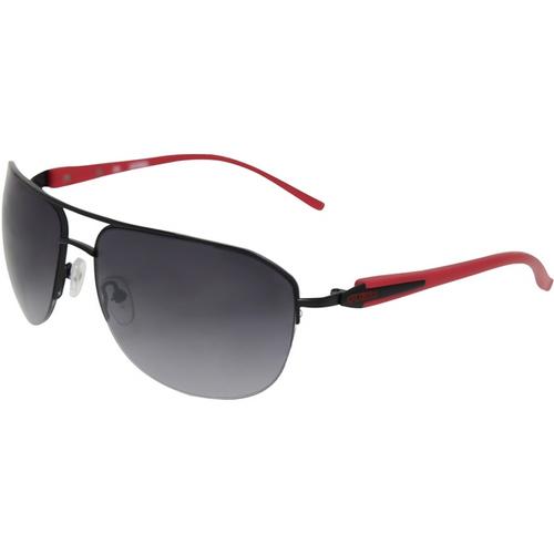 Guess GU6717 BLK-35F Men's Gradient Black Square Sunglasses