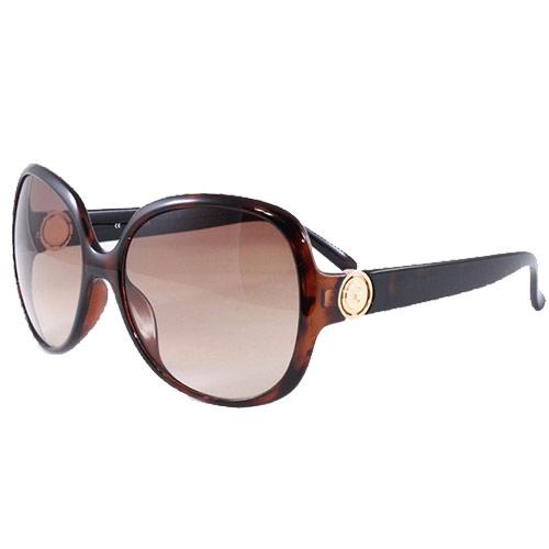 Guess GUF 246 TO-34A Women's Designer Tortoise Brown Frame Sunglasses