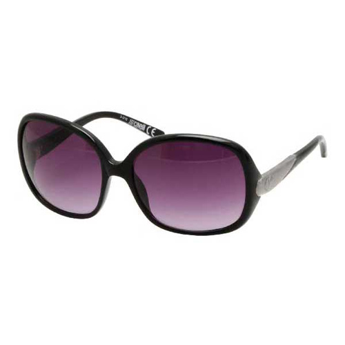 Just Cavalli JC 317S 92B Oversized Sunglasses Dark Blue - Just Cavalli Sunglasses Fashion