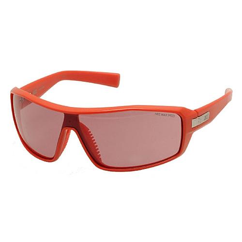 Nike Moto EV0610 606 Crimson Red Frame / Speed Tint Lens Sunglasses