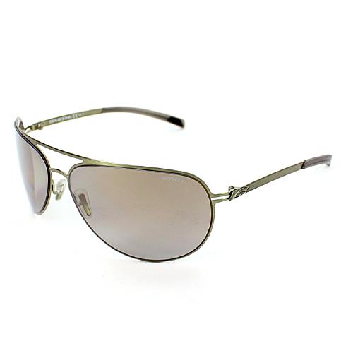 Polaroid Gold Frame Sunglasses : Smith Optics HKA65QD Showdown Sunglasses Gold Frame ...
