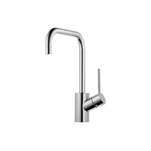 Jado Borma Square Monoblock Bathroom Sink Faucet Polished Chrome Ebay