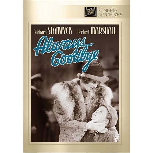 Always Goodbye DVD Movie 1938 - Drama Movies and DVDs