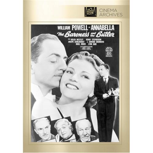 Baroness And The Butler, The DVD Movie 1938 - Drama Movies and DVDs