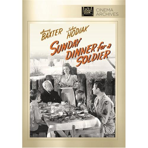 Sunday Dinner For A Soldier DVD Movie 1944 024543810728
