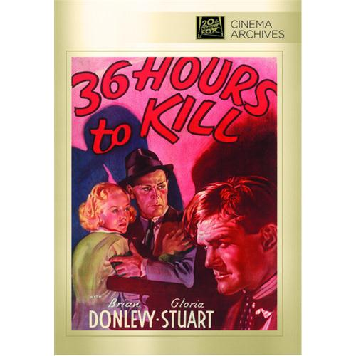36 Hours To Kill DVD Movie 1936