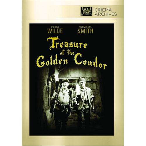 Treasure Of The Golden Condor DVD Movie 1953 - Action and Adventure Movies and DVDs