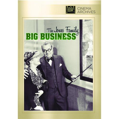 Big Business DVD Movie 1937 - Comedy Movies and DVDs