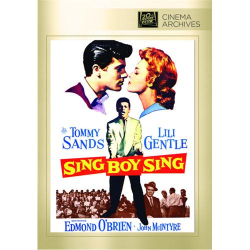 gifts and gadgets store - Sing, Boy, Sing DVD Movie 1958 - Drama - Movies and DVDs