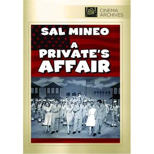 A Privates Affair DVD Movie 1959 - Comedy Movies and DVDs