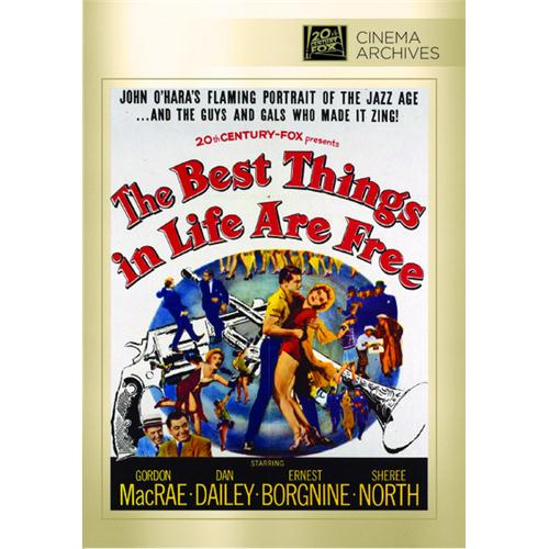 Best Things In Life Are Free, The DVD Movie 1956 - Documentary Movies and DVDs