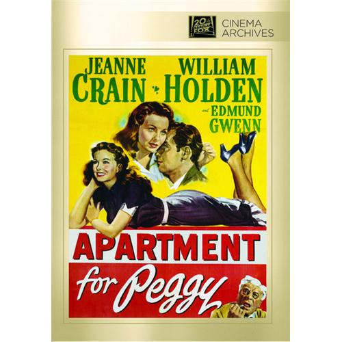 Apartment For Peggy DVD Movie 1948 - Comedy Movies and DVDs