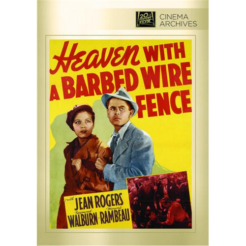 Heaven With A Barbed Wire Fence DVD Movie 1939 - Action and Adventure Movies and DVDs