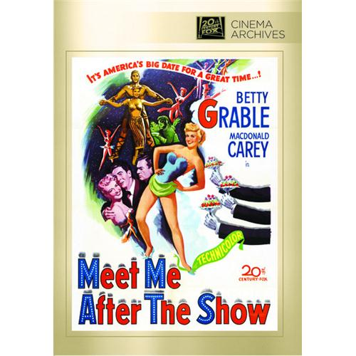 gifts and gadgets store - Meet Me After The Show DVD Movie 1951 - Comedy - Movies and DVDs