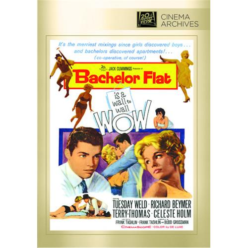 Bachelor Flat - Comedy Movies and DVDs