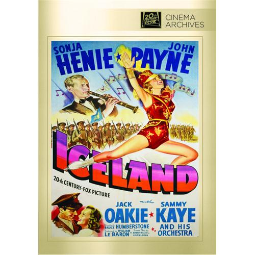 Iceland DVD - Romance Movies and DVDs