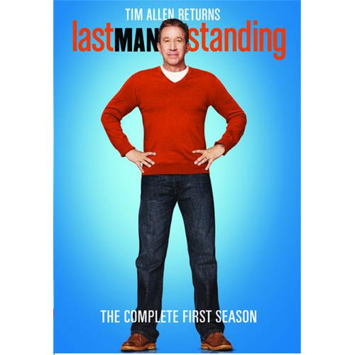 Last Man Standing Season 1 - TV Shows Movies and DVDs